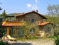 villa leolino with pool, all for you alone, is situated in quiet perfect position nearby a village