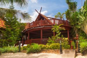 Villa JFK im thailaendischen Stil