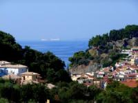 Holiday apartment in Parga Greece oposite of Corfu paxos and Antipaxos at the Ionian Sea.