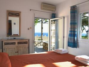 Sampel for one of the studios - all with sea view