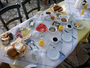 This could be your breakfast...