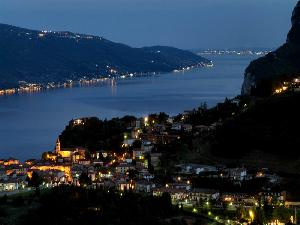 View onto Lake Garda