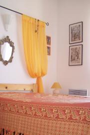 Schlafzimmer 1 ,  frz. Doppelbett