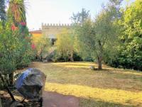 Studio with Mezzanino sleeping comp., 2x2 pers., private garden, balcony, 3 terraces, BBQ