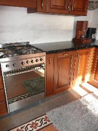 Detail SMEG-fornace, granite, espresso-, coffeemac