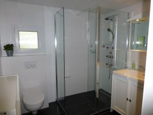 Double bedroom with air conditioning