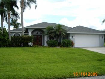 House in Port Charlotte / Gulf of Mexico
