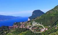 Air-conditioned apartments with a beautiful panoramic views, Lake Garda just 5 km away