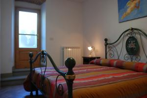 The ground level bedroom