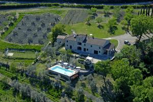 a general overview of the villa
