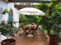 Our charming studio apartment - furnished very original - is located in Buici near Porec