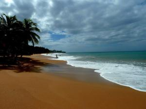 la Perle a very nice beach