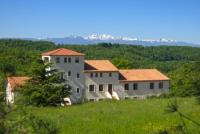 Holiday homes (4 in 1 building) with large terrace, 12 bedrooms/bathrooms, sleeps up to 24 people