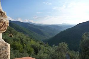 view in the Albengs valley