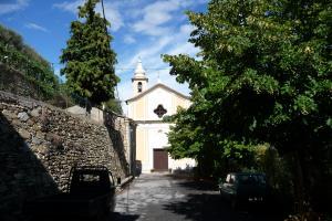 St. Georgio church in Claderara