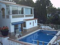For rent: Holiday home with swimming pool at Lloret de Mar on the Costa Brava!