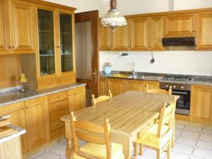 Big kitchen on 1. floor (Apartment 2)