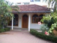 Bungalow with European comforts - 100 sq.m living area for 4 persons - 100 m from the beach