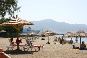 Beach of Karystos