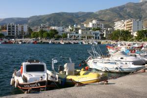 Harbour of Karystos